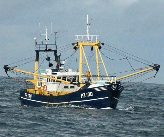 Beam Trawler/Scalloper - picture 1